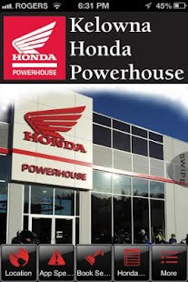 Kelowna Honda Powerhouse - screenshot thumbnail