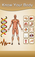 Screenshot of Know Your Body Lite