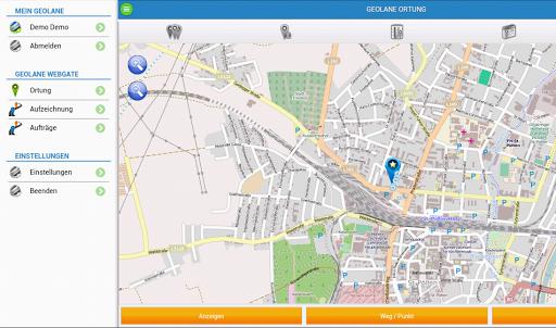 Geolane Webgate Mobile Lite