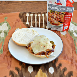 Spicy BBQ Chicken Sandwiches #WeekdaySupper