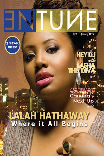 Entune Magazine