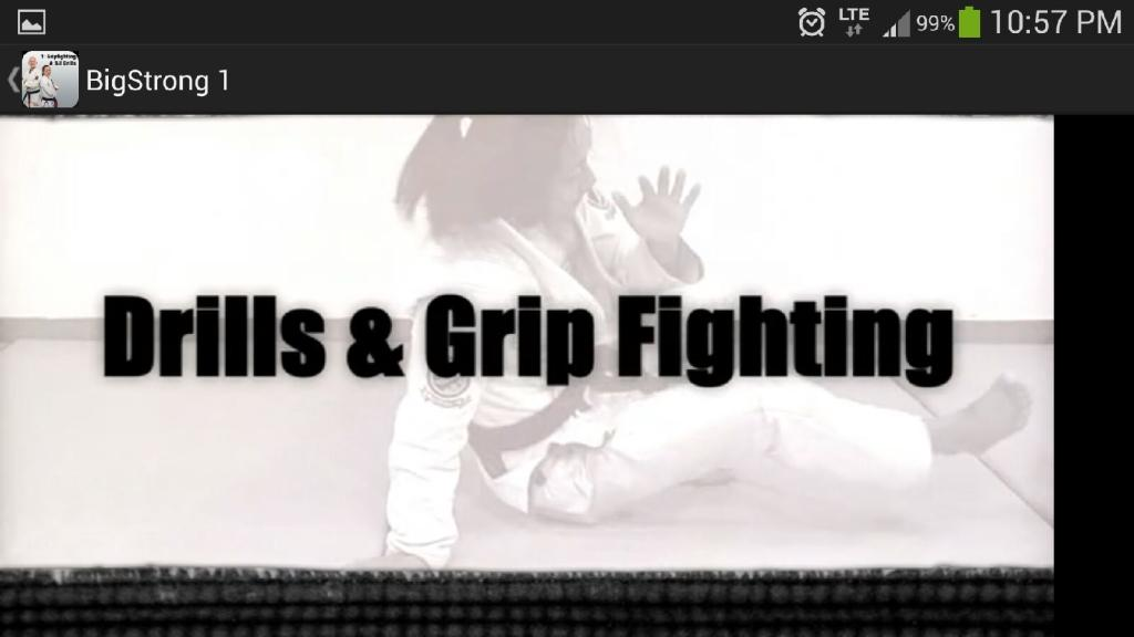 Big Strong 1, Grips and Drills- screenshot