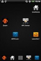 Screenshot of EasyHome