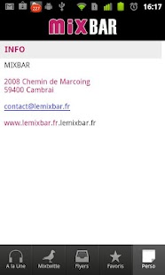 mixbar- screenshot thumbnail