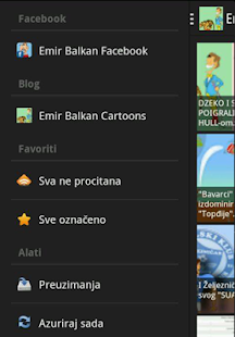Emir Balkan Cartoons- screenshot thumbnail