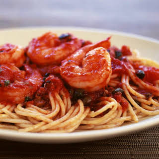 Spaghetti With Shrimp Sauce Recipes.
