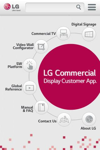 LG C-Display Customer App (EN)- screenshot