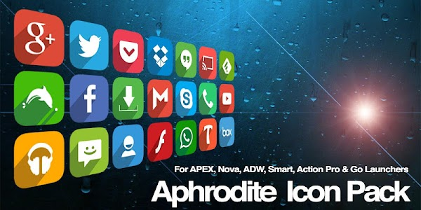 Aphrodite Icon Pack v1.3