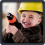 Baby learning Jobs (Card)
