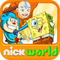 Nick World icon