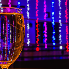 Festival of Lights by KP Singh - Artistic Objects Glass ( lights, diwali, champagne glasses, glass, festival, ludhiana )