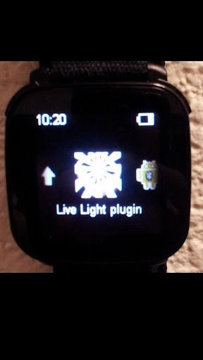 FlashLight LiveView plugin