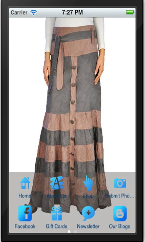 Pentecostal Clothing - screenshot