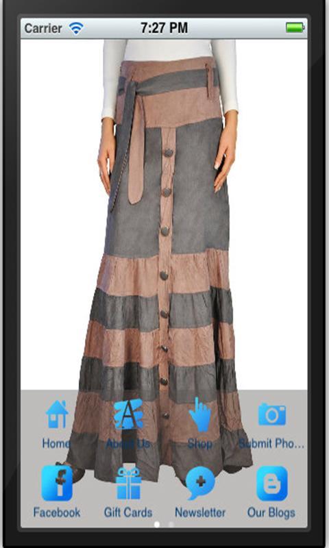 Pentecostal Clothing - screenshot