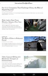 NYTimes – Latest News Screenshot 30