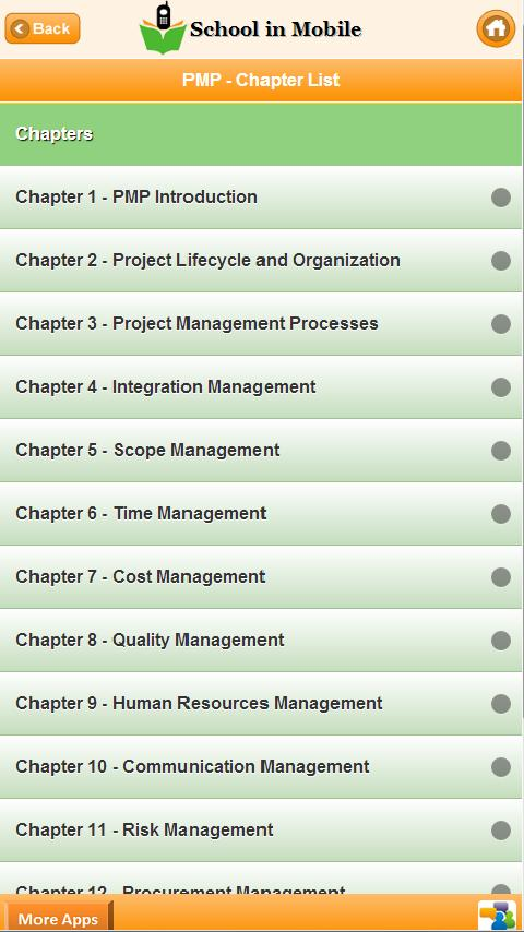 PMP Certification Exam prep - screenshot