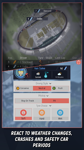 Motorsport Manager Mobile image 3