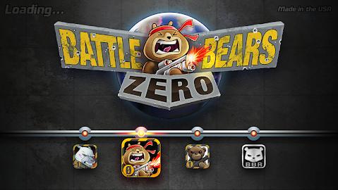 Battle Bears Zero Screenshot 1