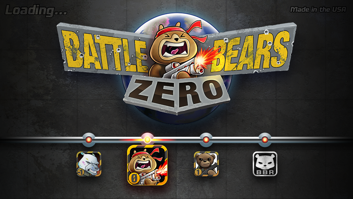 Battle Bears Zero - screenshot