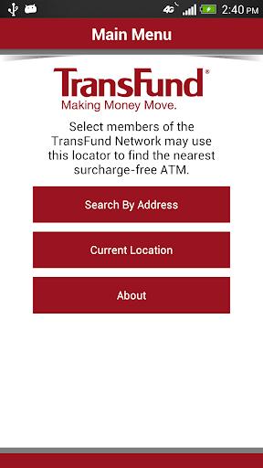 TransFund ATM Locator