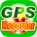 GPS Recorder X icon