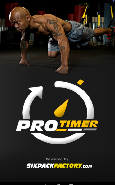 ProTimer- screenshot