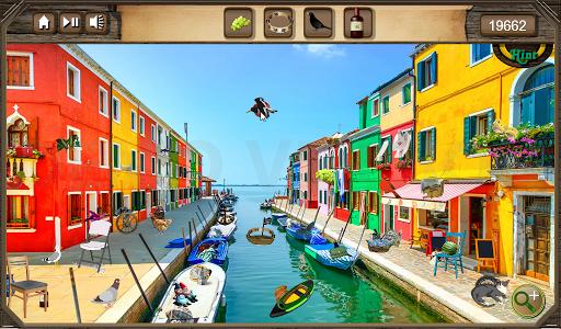 Hidden Objects - Venice