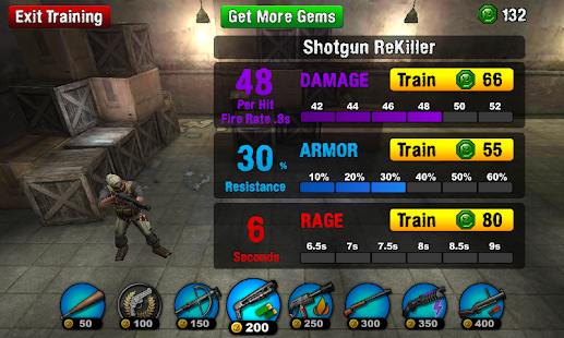 ReKillers : Zombie Defense- screenshot thumbnail