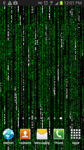 Matrix live wallpaper google play voltagebd Gallery