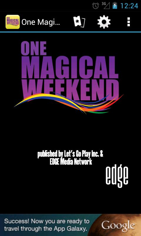 One Magical Weekend - screenshot