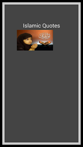 Islamic Quotes app (apk) free download for Android/PC/Windows screenshot