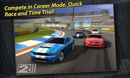 Real Racing 2 Screenshot 2