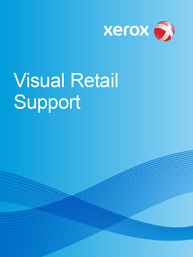 Xerox Visual Retail Support