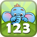 Trunky learns numbers icon