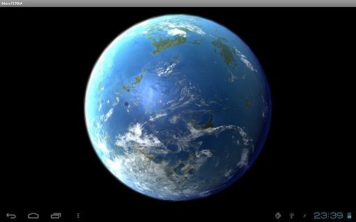 Moon Terra 3D