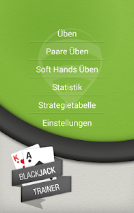 BlackJack Trainer Pro Screenshot