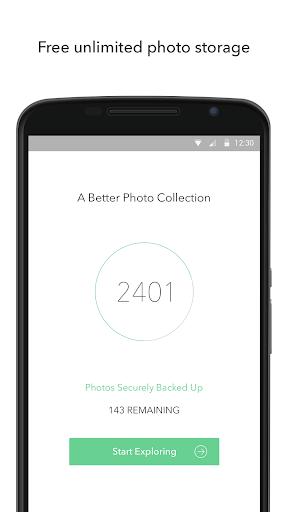 Shoebox - Photo Storage and Cloud Backup 3.4.1 screenshots 2