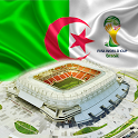 Algérie au Brésil icon