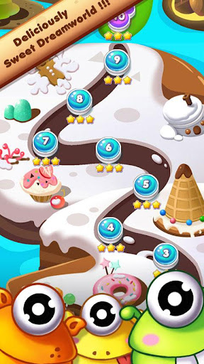 Cookie Mania - Match-3 Sweet Game 2.2.2 5