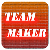 TeamMaker -Easy Team Creator-