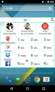 AppDialer– App/Contact Search v1.0.5