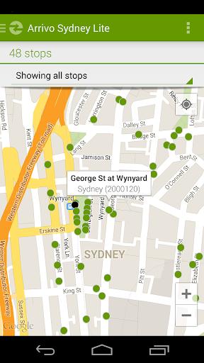 Public transport - City of Sydney