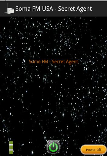 Soma FM Radio USA-Secret Agent