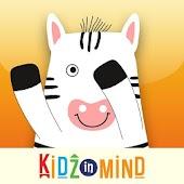 Peek-A-Boo Safari - KidzInMind