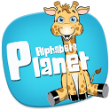 Alphabets Planet Lite icon