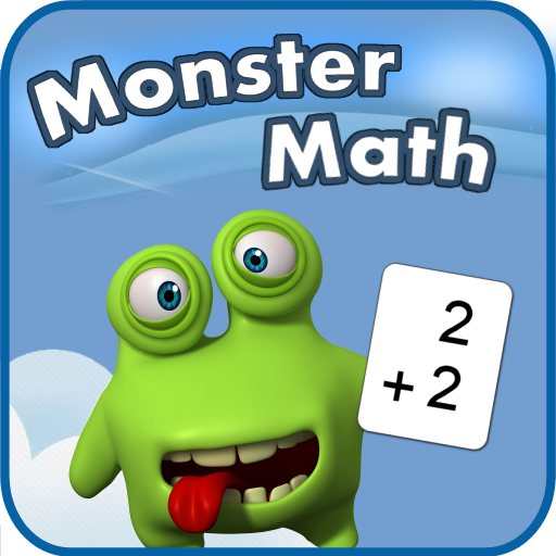 Monster Math Flash Cards Android APK Download Free By Acez Software LLC