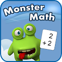 Monster Math Flash Cards icon