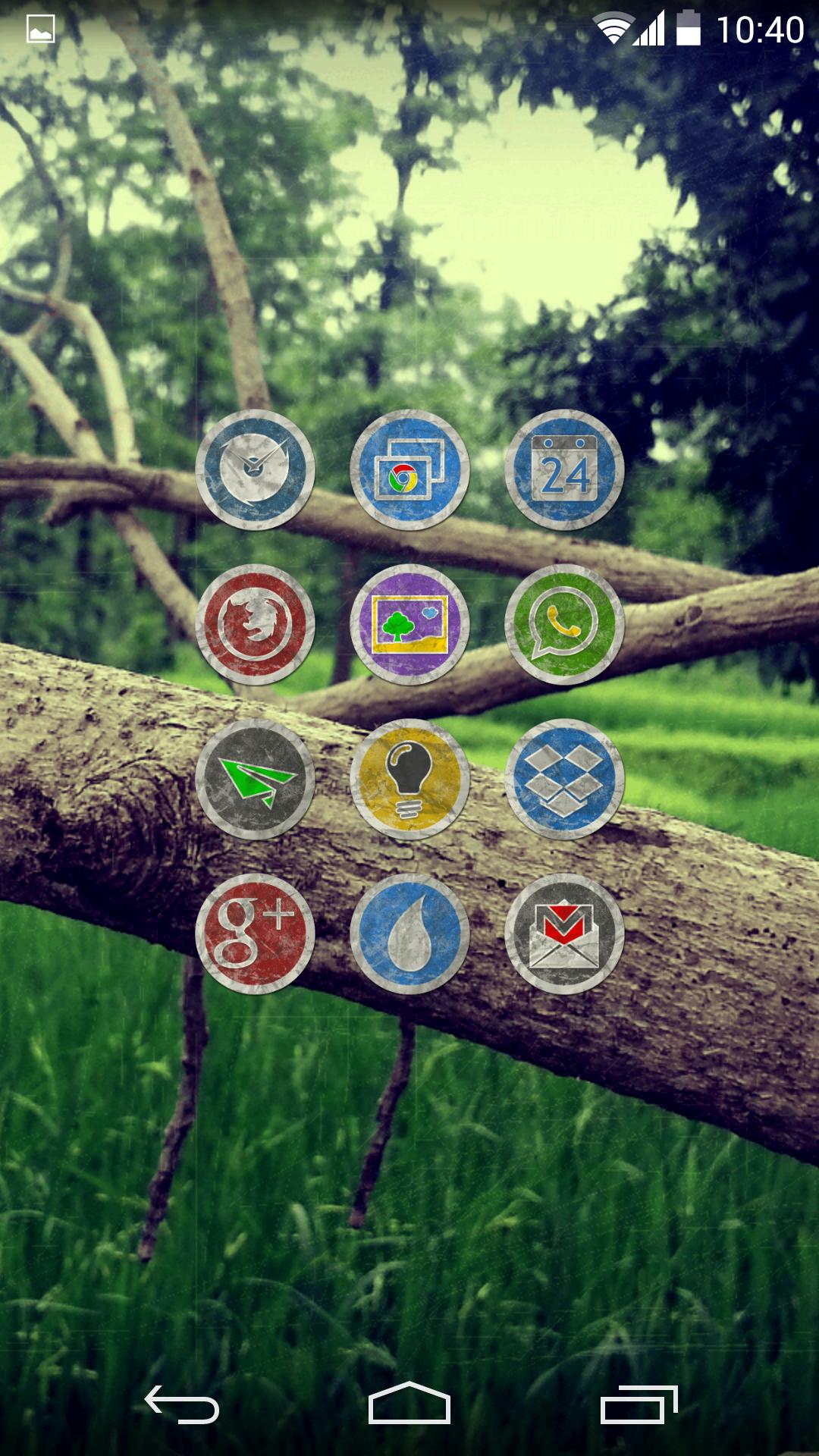 Rugo - Icon Pack screenshot #4
