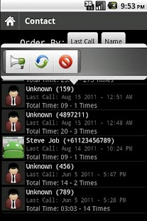 Limit My Call- screenshot thumbnail