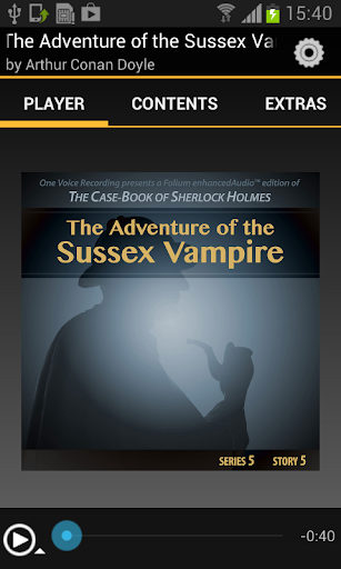 【免費書籍App】Adven. of the Sussex Vampire-APP點子